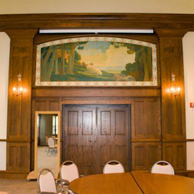Minnesota Masonic Home, Landmark Hall