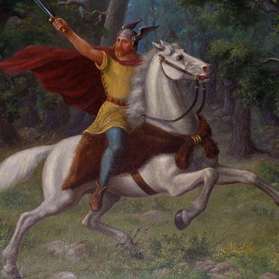 Emperor Hermann, Anton Gag