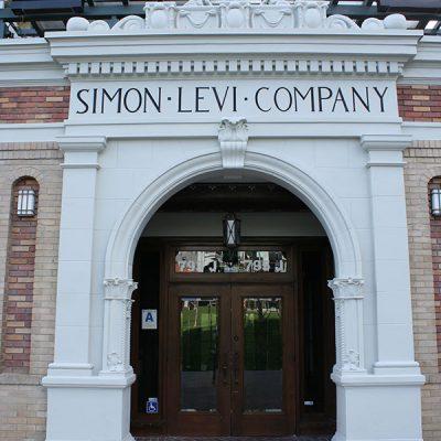 Simon Levi Company Building