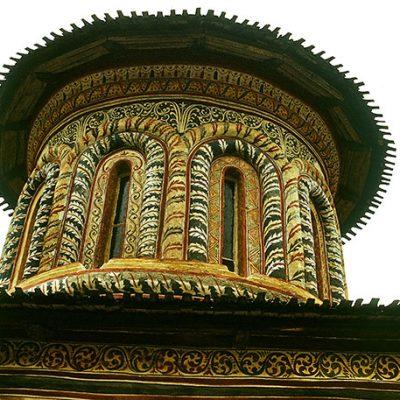 Scaueni Monastery